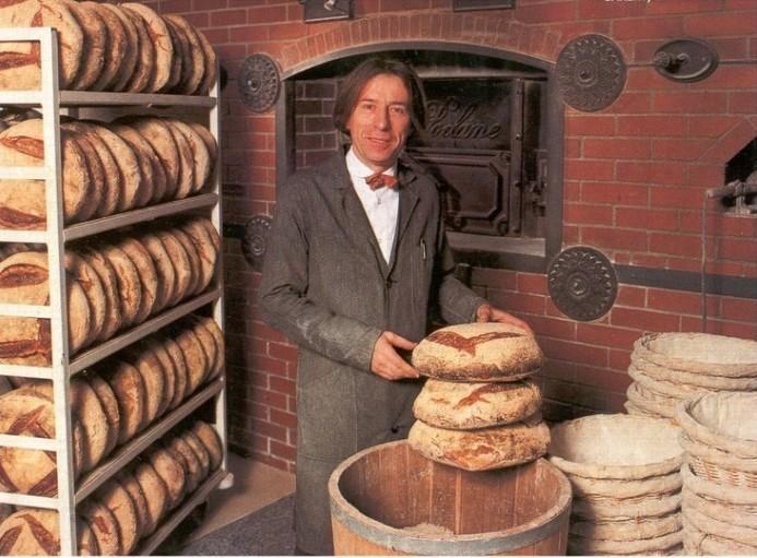 ¿Conoces la historia del panadero más famoso del mundo?