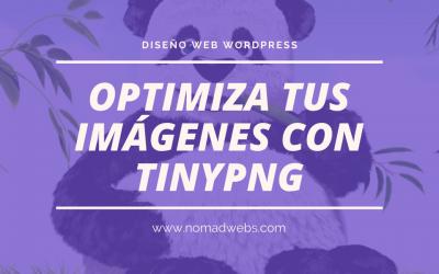 Comprimir imágenes online y mejorar el rendimiento de tu web