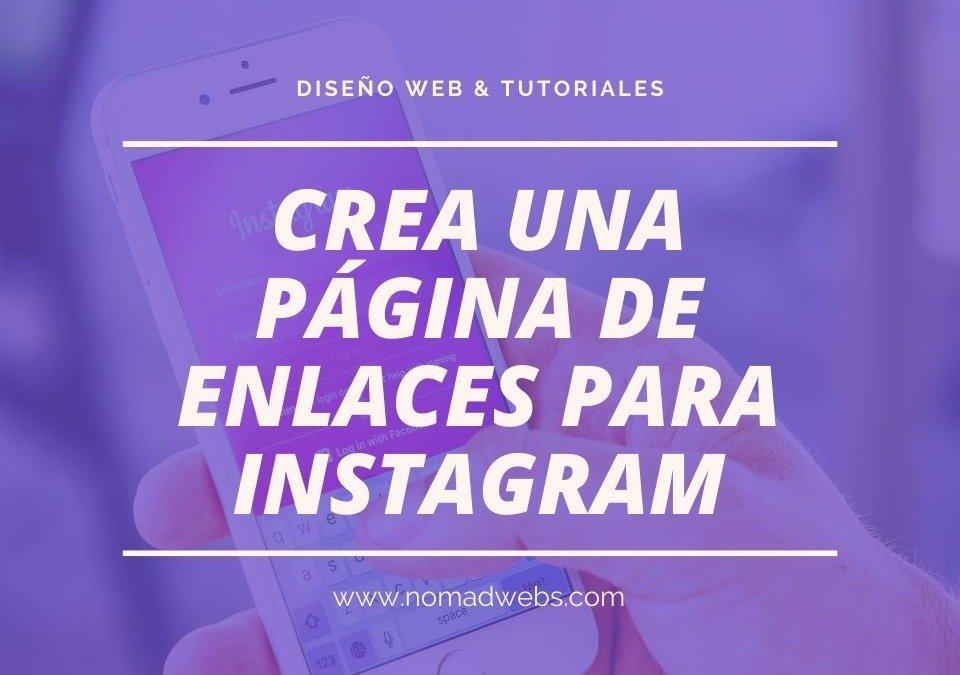 link bio instagram personalizado